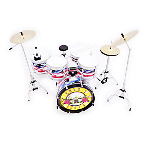 Guns N Roses Drums