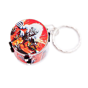 Iron Maiden, Drum Keyring
